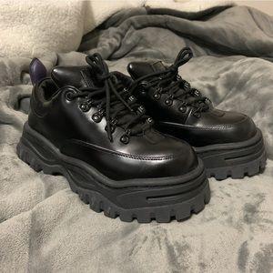 Eytys Black Angel Sneakers
